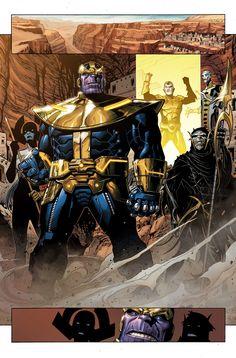 Infinity_6_Preview_1Por suerte, el resultado final sigue siendo uno de los cómics de eventos más fuertes en la historia reciente.