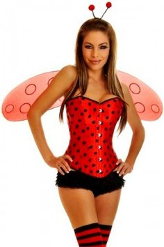 bug costumes lady Adult