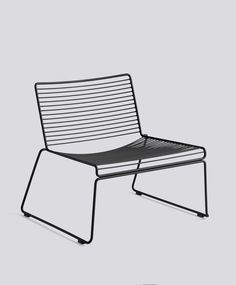 A Contemporary Design Classic with an Airy Metal Structure Resembling a Three-Dimensional Line Drawing - Hay Hee Lounge Chair Design by Hee Welling Danish Furniture, Furniture Design, Hay Chair, Lounge Chair Design, Metal Structure, Metal Chairs, Living Room Chairs, Modern Decor, Modern Interior