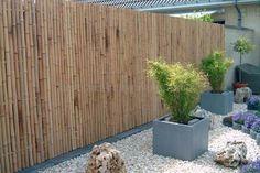 Pergola Against House Gate Designs Modern, Modern Design, Outdoor Spaces, Outdoor Living, Tropical Bedrooms, Bamboo Fence, Backyard, Patio, Diy Pergola