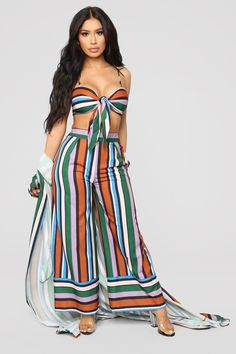 Women's pants sets for day or night? Fashion Nova has two-piece pants sets for date night, girls' night in, and more -- all at prices that won't scare you off. Dope Outfits, Stylish Outfits, Girls Fashion Clothes, Fashion Outfits, Fasion, Women's Fashion, Black Girl Fashion, African Fashion Dresses, Elegant Outfit