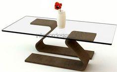 Журнальный стол для гостиной – современные изделия из стекла