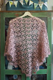Ravelry: South Bay Shawlette pattern by Lion Brand Yarn
