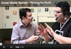 """Keaton C. Lloyd talking to Pinnie Smalls about his latest song, """"Pinning for Profit"""" Social Media Video, The Secret, Songs, Videos, Fun, Song Books, Hilarious"""