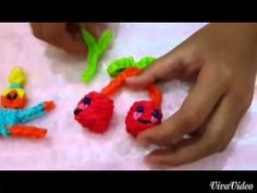 cool Rainbow loom project