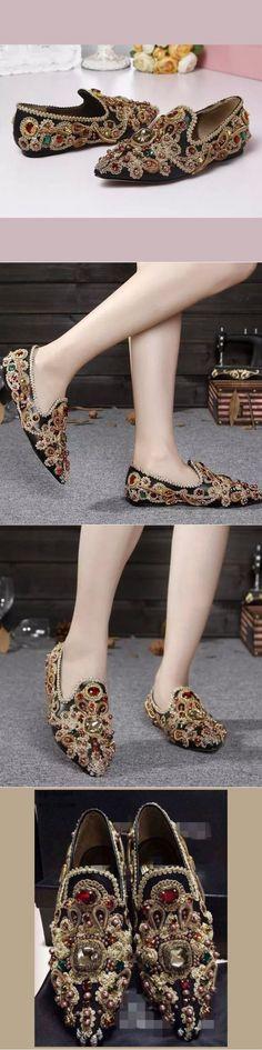 Ebony Heels Using Green Insoles Pointy Tango Shoes Weddings Granny Bow Tie…