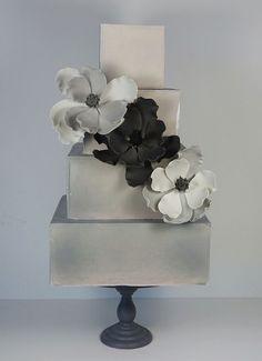Unique and Elegant Wedding Cake Ideas - MODwedding