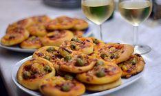 Chuťovky a predjedlá Archives - NajRecept. Shrimp, Pizza, Mini, Food, Basket, Essen, Meals, Yemek, Eten