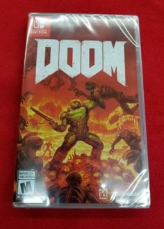 BRAND NEW Doom Nintendo Switch Video Game, Sealed: $54.00 End Date: Monday Apr-9-2018 17:33:56 PDT Buy It Now for only: $54.00 Buy It Now |…