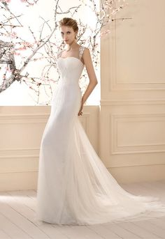 Cabotine Bridal Gown Style - Calella