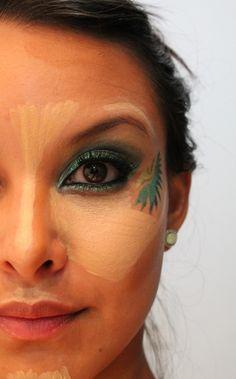 Tutorial de Maquiagem para o Carnaval!