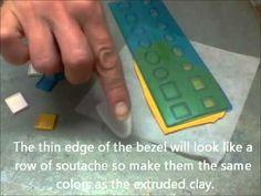 polymer clay tutorials, polymer clay extruder, polym clay