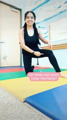 Pilates Workout Routine, Gym Workout Tips, Fitness Workout For Women, Flexibility Workout, Hip Workout, Easy Workouts, Pilates For Beginners, Gym Workout For Beginners, Post Baby Workout