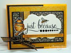 ChristineCreations: Just BEEcause