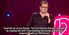 Oh Alan Carr you understand me British Humor, British Comedy, Stupid People, Funny People, Chatty Man, Stand Up Comics, Alan Carr, Book City, Types Of Humor