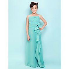 Junior bridesmaid from lightinthebox.com