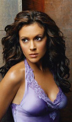 American actress former singer alyssa milano naked