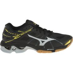 online retailer 90509 7dd84 Mizuno™ Women s Wave Lightning Z Volleyball Shoes Size 6 Women, Volleyball  Shoes, Women