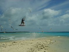 Kite Surfing Margarita Island
