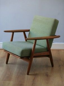 Upholstery ideas for my Danish walnut chairs