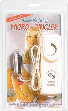 Micro Tingler - Tear Drop