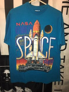 617e1f087b20 35 Amazing NASA Vintage T-shirts images in 2019