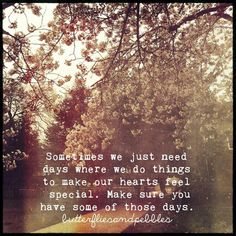 Sometimes. .