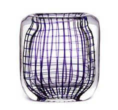 Hermann Bongard, Vase / Glass / Nettauksjon / Blomqvist - Blomqvist Kunsthandel