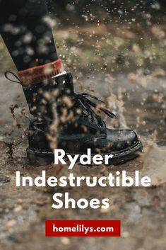 Indestructible Shoes Review 2020 - This may surprise you Getting Wet, Hiking Boots, This Or That Questions, Shoes, Check, Tips, People, Fashion, Moda