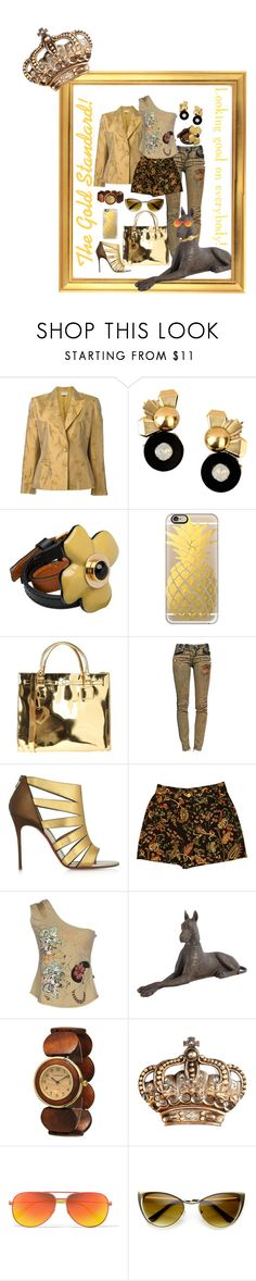 """I LOVE, LOVE, LOVE THESE JEANS!"" by hrhjustcuz ❤ liked on Polyvore featuring Giorgio Armani, VICKISARGE, Marni, Casetify, Fiorangelo, Balmain, Christian Louboutin, Whistles, Just Cavalli and Geneva"