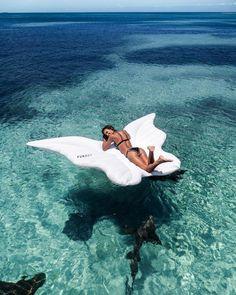 Angel Wings Float