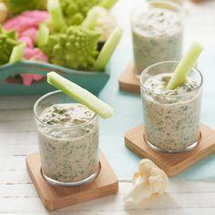 Découvrez la recette Crème au thon apéritive sur cuisineactuelle.fr.