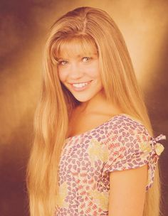 Frankly, young teen danielle fishel sexy