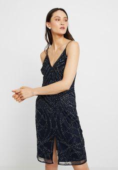 Lace & Beads PETRA DRESS - Cocktailkleid/festliches Kleid - navy - Zalando.de