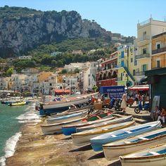 Capri ⛅, Italy