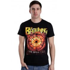 The Browning - Time Will Tell - T-Shirt Merch Store - Impericon.com UK