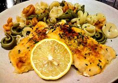 Lemon Baked Cod Recipe - Food.com - 135272