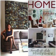 HomeArt Dergisi, Nisan 2014