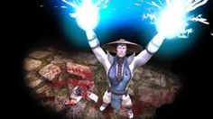 This Mortal Kombat video highlights Radien, the God of Thunder. See how he became Shao Kahn's deadly rival and how he became a fighter in the tournament. Mortal Kombat Gif, Raiden Mortal Kombat, Xbox One, Fangirl, Video Games, Graphic Tees, Novels, Fan Girl, Videogames