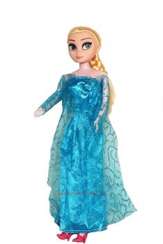 Frozen lalka Elsa Kraina Lodu 30cm