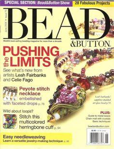 Bead and Button. Обсуждение на LiveInternet - Российский Сервис Онлайн-Дневников