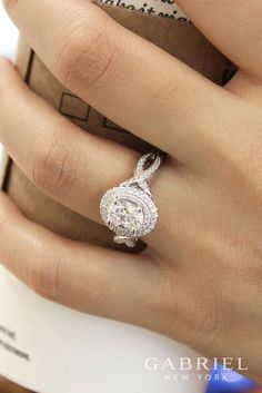 Charles Moissanite Engagement Solitaire Available – Finest Jewelry Engagement Solitaire, Double Halo Engagement Ring, Wedding Rings Solitaire, Beautiful Engagement Rings, Diamond Wedding Rings, Bridal Rings, Wedding Engagement, Diamond Rings, Solitaire Diamond