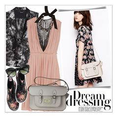 """""""Dream dressing"""" by teoecar ❤ liked on Polyvore featuring Zimmermann, Gucci, Dr. Martens and Lanvin"""