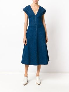 Stella McCartney джинсовое платье 'Ivy Organic'