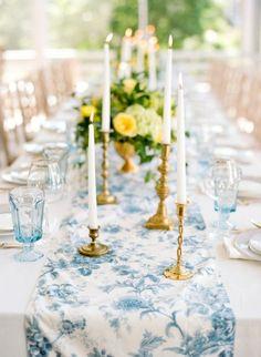 Boda en dorado: Una decoración espectacular para el gran día Image: 10