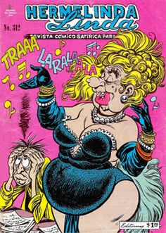 Comics Mexicanos de Jediskater: Hermelinda Linda No. 312, Salve, Herodes…, Octubre...