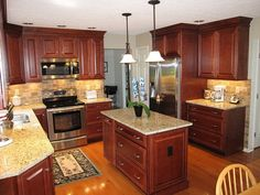 Kitchens - Pictures of Remodeled Kitchens