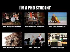 Im A PHD Student