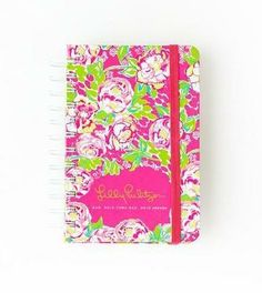 Lilly Pulitzer Small Agenda in Lilly Lovers