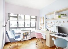 La mayoría de los apartamentos es probable que se construirá en los centros urbanos y por lo tanto son generalmente más pequeñas que las casas del suburbio. Por lo tanto, se necesita más creatividad para llegar a la perfecta combinación de hermoso diseño y funcionalidad. Inspírate en el descubrimiento de numerosos apartamentos diferentes, incluyendo pequeños estudios, lofts, dúplex, áticos, grandes dormitorios 3 o 4, y muchos otros.